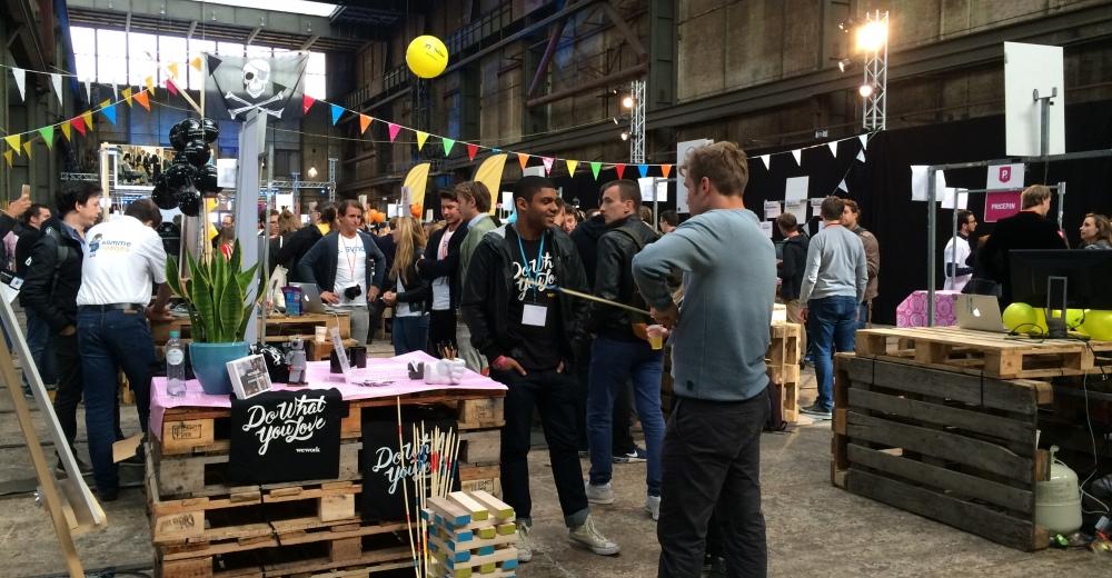 Pitchen in een ongedwongen setting amsterdam economic for Amsterdam economica