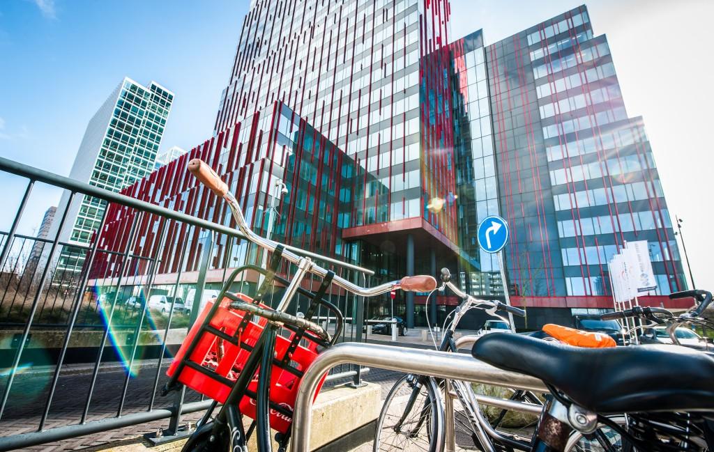 Weer record nieuwe buitenlandse bedrijven in regio for Amsterdam economica
