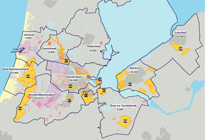 Metropoolregio blijft aantrekkelijk voor internationale for Amsterdam economica