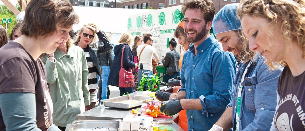 Jongeren zijn de toekomst van eten amsterdam economic for Amsterdam economica
