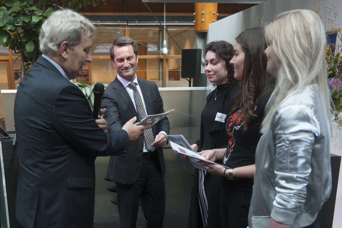 Samen sterk voor het talent van de toekomst amsterdam for Amsterdam economica