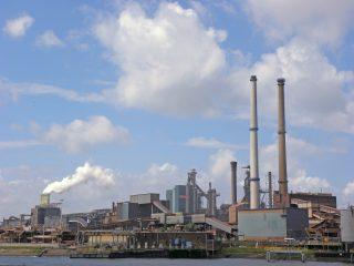 Hoogovens Corus Tata Steel IJmuiden