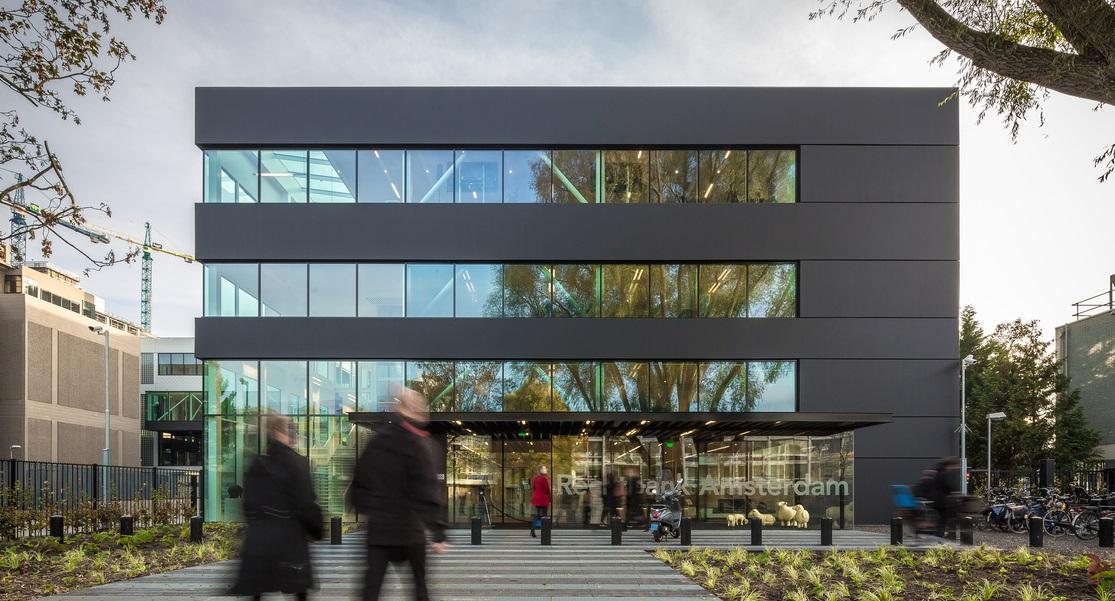 Opening tijdelijke rechtbank amsterdam amsterdam for Amsterdam economica