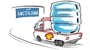 H2Benelux: Waterstoftankstation Schiphol