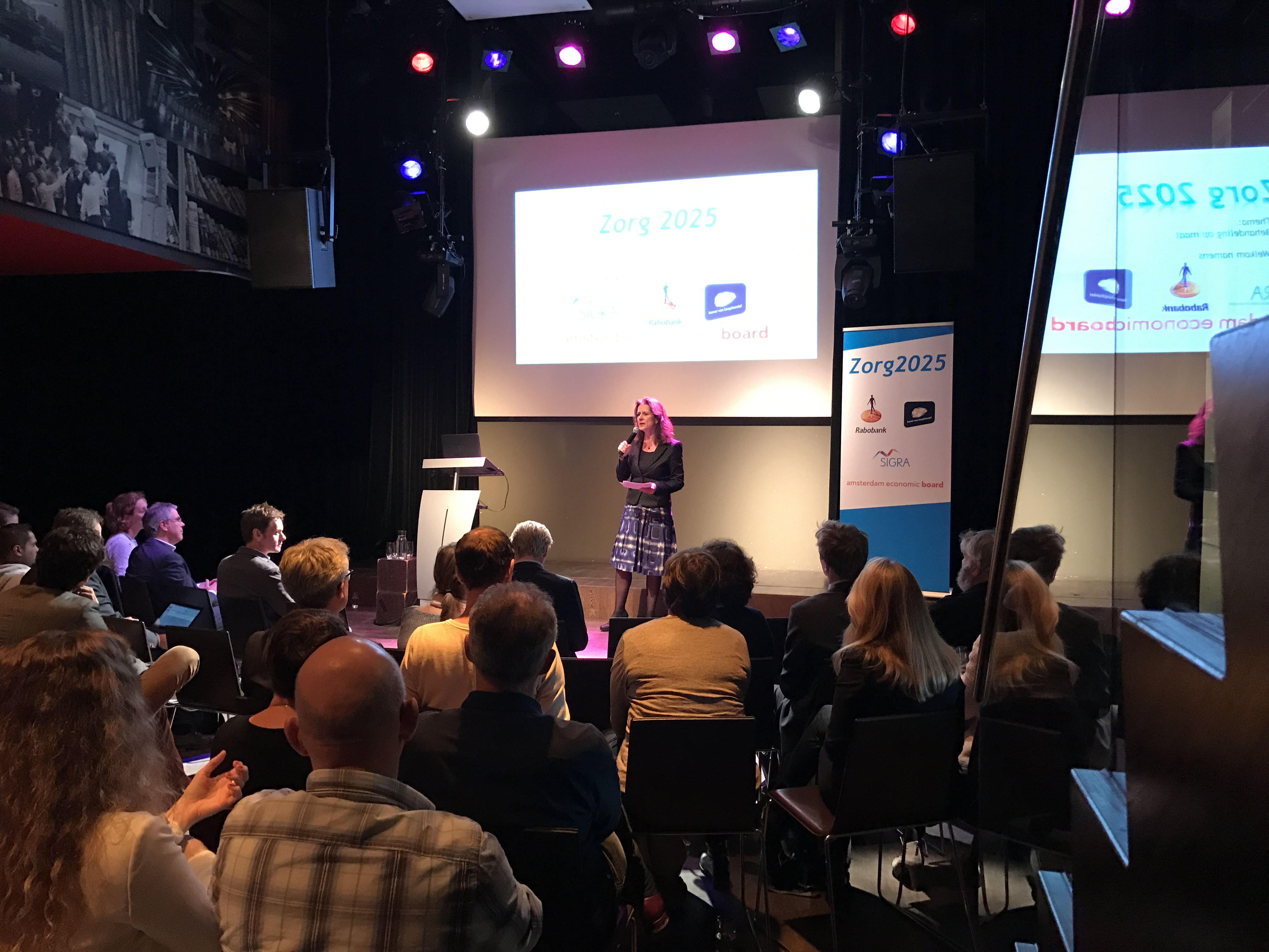 Zorg2025 hoe zorg je voor een behandeling op maat for Amsterdam economica