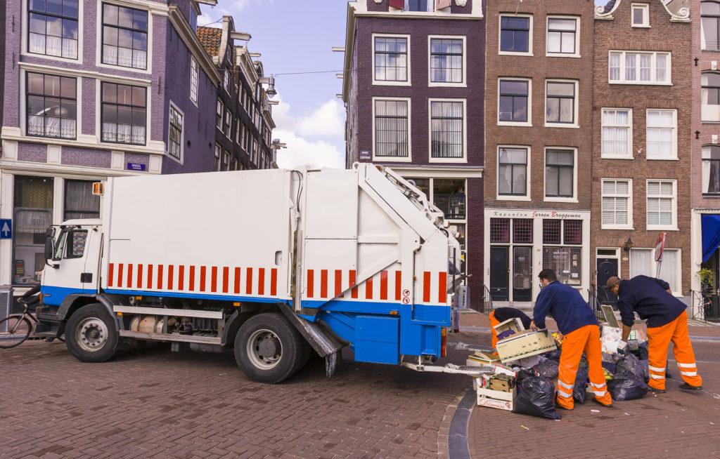Green deal zero emissie stadslogistiek zes amsterdam for Amsterdam economica