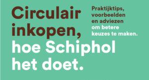 Circulair inkopen Schiphol