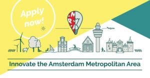 Innovate the Amsterdam Metropolitan Area