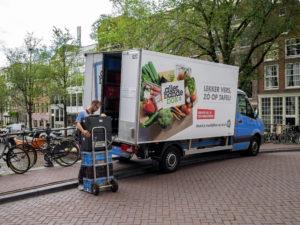 slim goederenvervoer