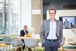 Health data infrastructure Amsterdam Economic Board